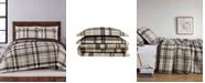 Truly Soft Paulette Plaid Twin XL Quilt Set