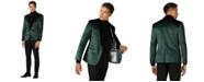 OppoSuits Deluxe Men's Rich Green Dinner Jacket Christmas Blazer