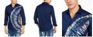 INC International Concepts INC Men's Rafael Tie Dye Shirt, Created for Macy's