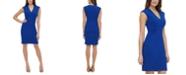 Tommy Hilfiger Side-Ruched Sheath Dress