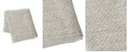 Kenneth Cole Essentials Chunky Knit Grey Throw