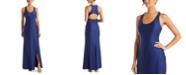 Morgan & Company Juniors' Cutout Gown