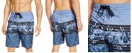 "Calvin Klein Men's Floral-Print UPF 50+ 10"" E-Board Shorts"
