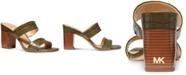 Michael Kors Glenda Slide Sandals