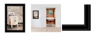 Trendy Decor 4U Trendy Decor 4U Laundry Room by Lori Deiter, Ready to hang Framed Print Collection