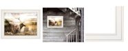 Trendy Decor 4U Trendy Decor 4u Heading Home-elk by Bluebird Barn, Ready to Hang Framed Print Collection