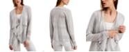 Alfani Mixed-Stitch Cardigan, Created for Macy's