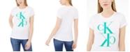 Calvin Klein Jeans Mirror-Logo T-Shirt