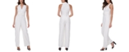 DKNY O-Ring Overlay Jumpsuit