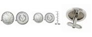 American Coin Treasures Liberty Nickel Bezel Coin Cuff Links