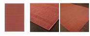 "JHB Design Veranda VER05 Red 2'5"" x 4'5"" Area Rug"