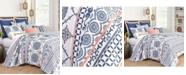 Levtex Cape Road Reversible Full/Queen Quilt Set