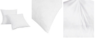 UNIKOME 2-Pack Feather & Down Pillow Inserts, 18x18 Square