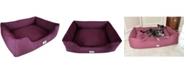 Armarkat Bolstered Dog Bed