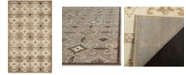 """Martha Stewart Collection MSR74303 Caramel 3'3"""" x 5'3"""" Area Rug"""