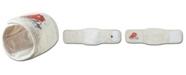 Touchdog Gauze-Aid Protective Dog Bandage and Calming Compression Sleeve Medium