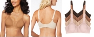 Bali Double Support Back Smoothing Wireless Bra with Cool Comfort DF0044