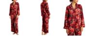 INC International Concepts INC Satin Pajama & Headband 3pc Set, Created for Macy's