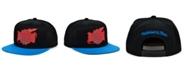 Mitchell & Ness Houston Rockets HWC 2 Team Reflective Snapback Cap