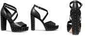 Michael Kors Marais Platform Dress Sandals