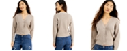 INC International Concepts INC Button-Front Cardigan Sweater, Created for Macy's