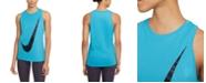Nike Plus Size Training Dri-FIT Icon Tank-Top
