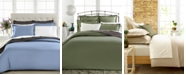 Charter Club Solid 100% Pima Cotton 500 Thread Count Duvet Cover, Created for Macy's