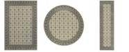 JHB Design Tidewater Kandula Ivory/Grey Area Rugs