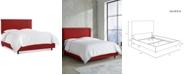 Skyline Henwood Queen French Seam Bed