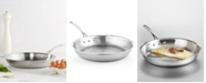 """Calphalon CLOSEOUT! Tri-Ply Stainless Steel 12"""" Omelette Pan"""
