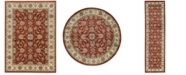 KM Home CLOSEOUT! Pesaro Meshed Brick Area Rug Collection