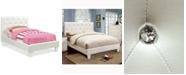 Venetian Worldwide Marlea Kid's Twin Bed, Quick Ship