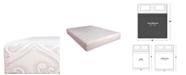 Sealy 10.5'' Hybrid Mattress, Quick Ship, Mattress in a Box- King