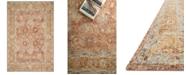 Loloi Julian JI-04 Terracotta Area Rug Collection