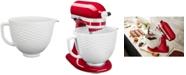 KitchenAid 5-Qt. Textured Ceramic Bowl