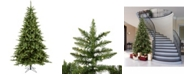 Vickerman 8.5' Camdon Fir Artificial Christmas Tree with 950 Warm White LED Lights