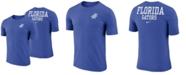 Nike Men's Florida Gators Dri-FIT Cotton Stadium T-Shirt