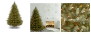 National Tree Company 6 .5' Feel Real Norway Tree with 750 Clear Lights