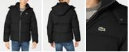 Lacoste Men's Down Puffer Jacket