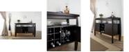 Furniture of America Mendota Buffet Table