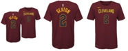 Nike Collin Sexton Cleveland Cavaliers Icon Name and Number T-Shirt, Big Boys (8-20)
