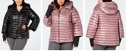 Calvin Klein Plus Size Down Puffer Jacket