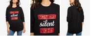 Motherhood Maternity No More Silent Nights™ French Terry Graphic Sweatshirt