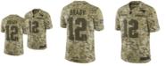 Nike Men's Tom Brady New England Patriots Salute To Service Jersey 2018