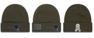 New Era New England Patriots Salute To Service Cuff Knit Hat