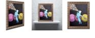 "Trademark Global Craig Snodgrass 'Breakout' Ornate Framed Art, 16"" x 20"""