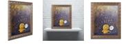 "Trademark Global Craig Snodgrass 'Hello Friend' Ornate Framed Art, 11"" x 14"""