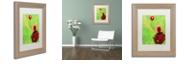 "Trademark Global Craig Snodgrass 'Last Time' Matted Framed Art, 11"" x 14"""