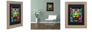 """Trademark Global Dean Russo 'Wild' Matted Framed Art, 11"""" x 14"""""""