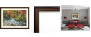 Amanti Art Forest Creek Framed Art Print